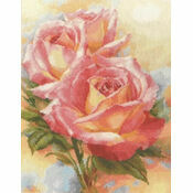 Pink Dreams Cross Stitch Kit