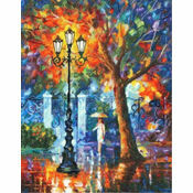 Aura Of Rain Cross Stitch Kit