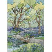Spring Walk Long Stitch Kit
