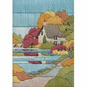 Autumn Walk Long Stitch Kit