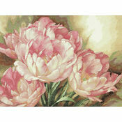 Tulip Trio Cross Stitch Kit