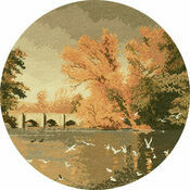 Autumn Reflections Cross Stitch Kit
