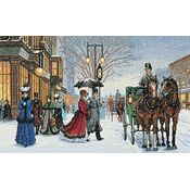 Gracious Era Cross Stitch Kit