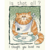 Is That All? Cross Stitch Kit