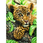 Tree Hugger Cross Stitch Kit