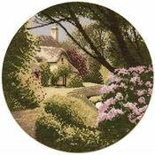 Secret Garden Cross Stitch Chart Kit
