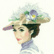 Rebecca Miniature Cross Stitch Kit