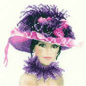 Sophia Miniature Cross Stitch Kit