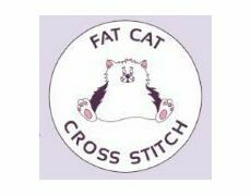 Fat Cat Cross Stitch