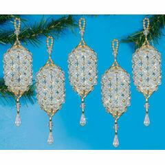 Crystal Lantern Ornaments Kit (Set of 5)