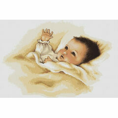 Infant Cross Stitch Kit