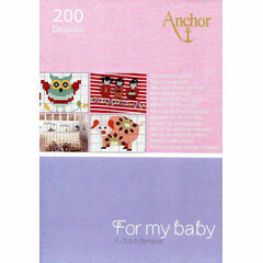For My Baby Cross Stitch Chart Book