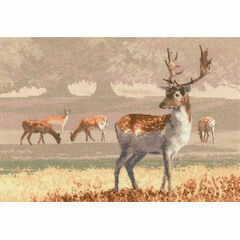 Deer Park Cross Stitch Kit
