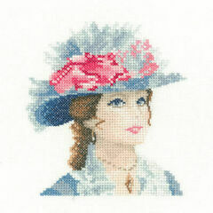 Maria Miniature Cross Stitch Kit
