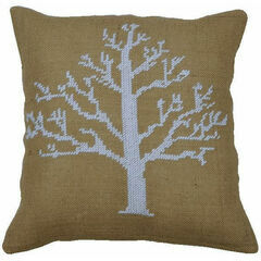 Snow Tree Value Cross Stitch Cushion Front Kit