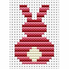 Easy Peasy Bunny Cross Stitch Kit