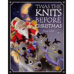 Twas The Knits Before Christmas Book
