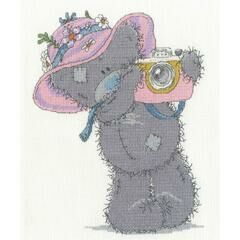 Tatty Teddy Snapshots In The Sun Cross Stitch Kit