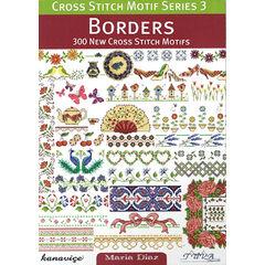 Borders Cross Stitch Chart Book