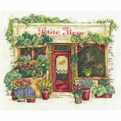 Le Fleuriste Cross Stitch Kit