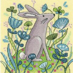 Hare Cross Stitch Kit
