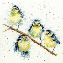 Sweet Tweet Cross Stitch Kit