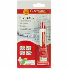 Gutermann HT2 Textile Glue (20g Tube)