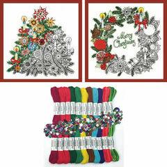 Zenbroidery Christmas Set 3
