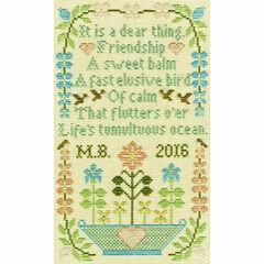 Dear Thing Cross Stitch Kit
