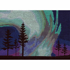 Northern Lights Cross Stitch Kit