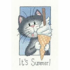 It's Summer Cross Stitch Kit