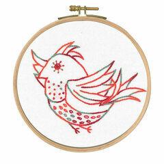 Free Spirit Printed Embroidery Kit