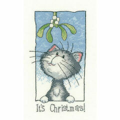 It's Christmas Cross Stitch Kit