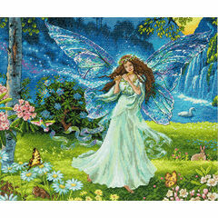 Spring Fairy Cross Stitch Kit