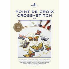 Cross Stitch 12 Charts Book