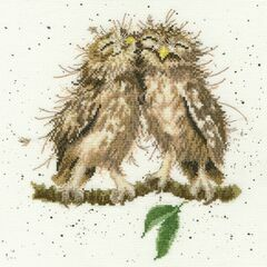 Birds Of A Feather Cross Stitch Kit