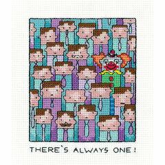 Always One Cross Stitch Kit