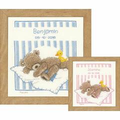 Poporn Bear & Souffle Duck Birth Record