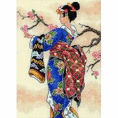 Mai Cross Stitch Kit