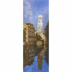Bruges Cross Stitch Kit