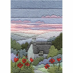 Summer Evening Long Stitch Kit