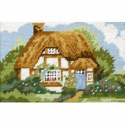 Cosy Cottage Beginners Tapestry Kit
