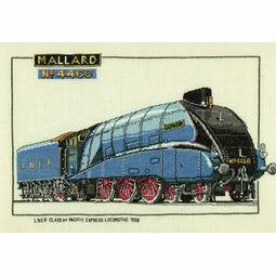 The Mallard Cross Stitch Kit