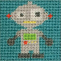Robot Tapestry Kit
