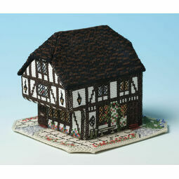 Smugglers Rest 3D Cross Stitch Kit