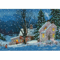 Quiet Night Cross Stitch Kit