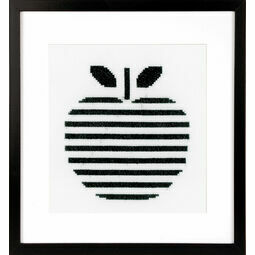 Apple Cross Stitch Kit