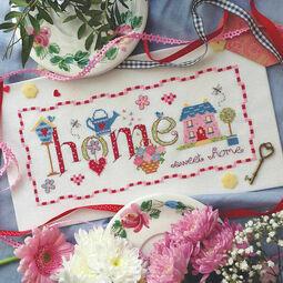 Home Garden Cross Stitch Kit