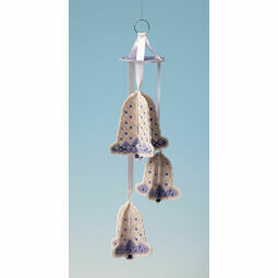 Silver Bells Sparkler 3D Cross Stitch Kit