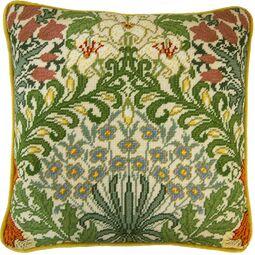 Garden Tapestry Panel Cushion Kit